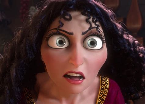 Characters - Disney Animation - Tangled - Mother Gothel - D23