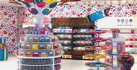 Dylan's Candy Bar just opened its first Canadian outlet at