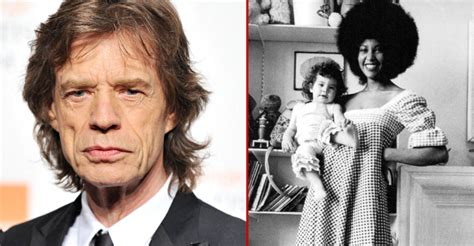 See How Mick Jagger's BLACK DAUGHTER He Once DISOWNED Came