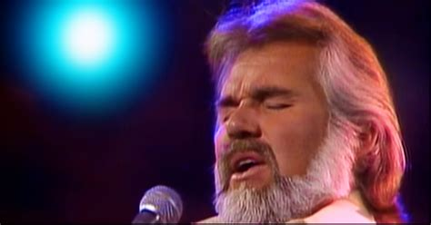 Kenny Rogers Sings 'Lady, I'm Your Knight in Shining Armor