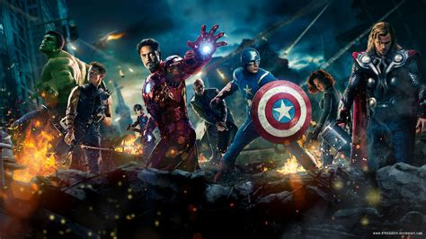 The Avengers Movie 2012 Wallpapers | HD Wallpapers | ID #11246