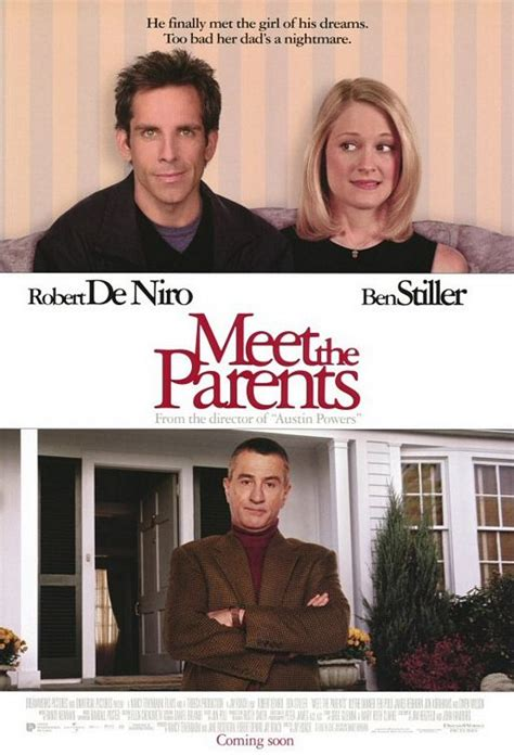 Meet the Parents Movie Poster (#2 of 2) - IMP Awards