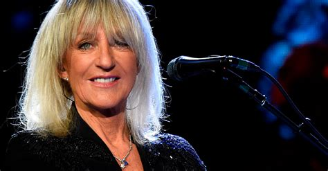 Christine McVie Gets Candid About The One Thing All