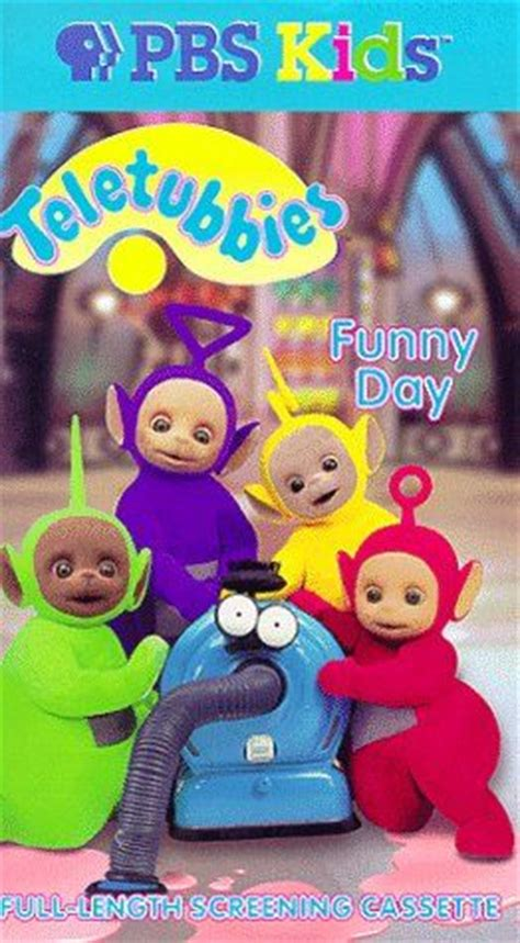 Teletubbies - Funny Day [VHS] | Teletubbies funny
