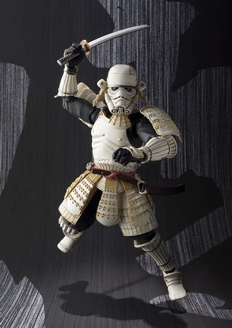 """Stormtroopers from """"Star Wars"""" Are Remade as Samurai With"""