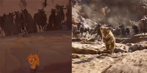 The Lion King 2019: Comparing Remake Animation to the Original