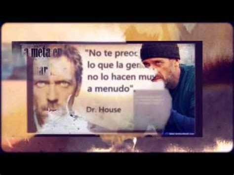 Frases ironicas de dr house - YouTube