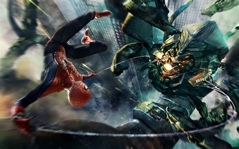 Amazing Spider Man Boss Fight Wallpapers | HD Wallpapers