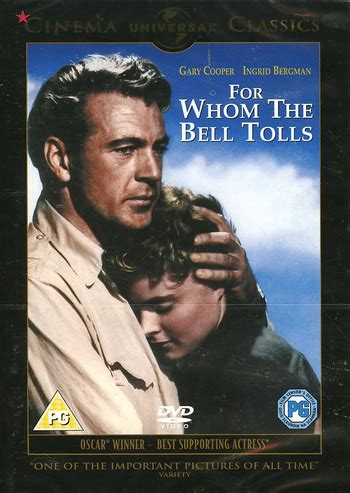 For Whom the Bell Tolls (Import Sv